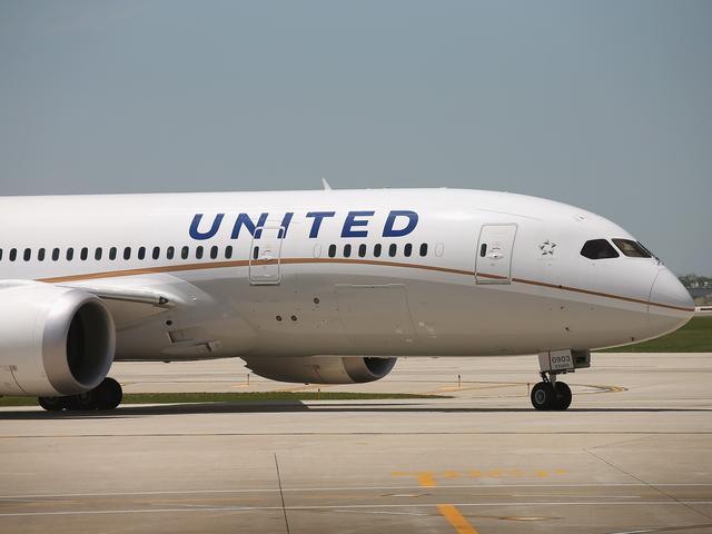 Vluchten United Airlines urenlang aan de grond om computerstoring