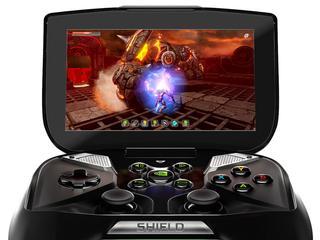 Het design van het draagbare game-apparaat is bijna hetzelfde als zijn voorganger