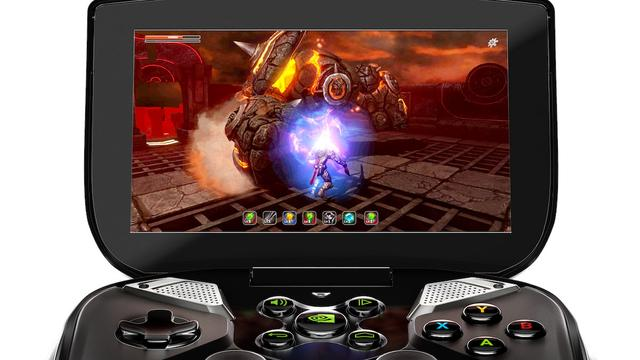 Foto's Nvidia Shield Portable 2 te zien bij Amerikaanse keuringdienst