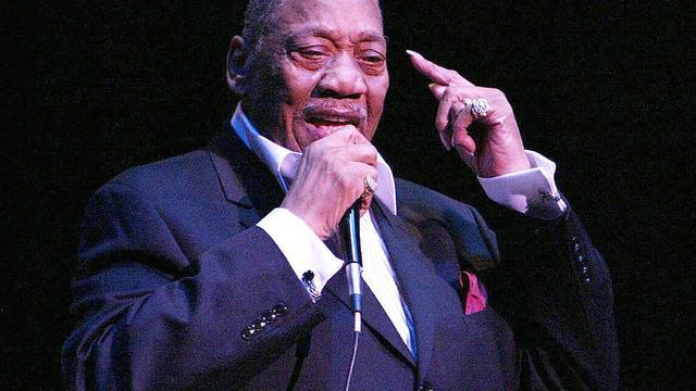 Blueszanger Bobby Bland (83) overleden