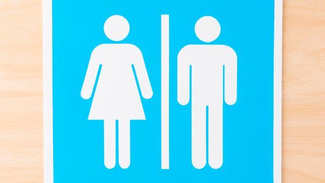Transseksuele 6-jarige mag naar meisjes-wc
