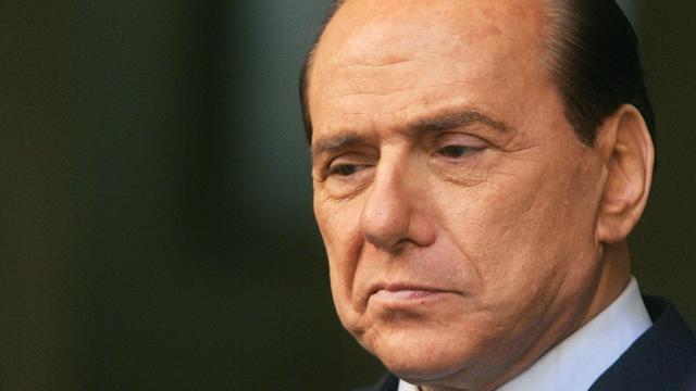 Silvio Berlusconi veroordeeld tot zeven jaar cel