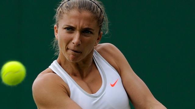 Errani al in eerste ronde onderuit op Wimbledon