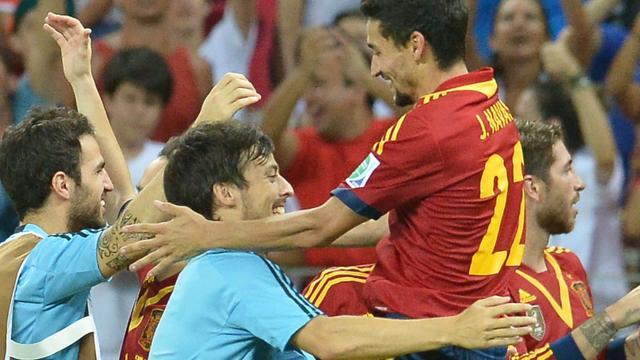 Spanje na bloedstollend duel met Italië naar eindstrijd
