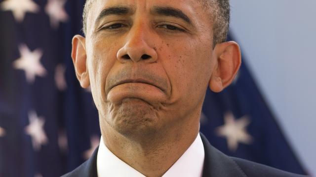Obama rekent op Rusland inzake Snowden
