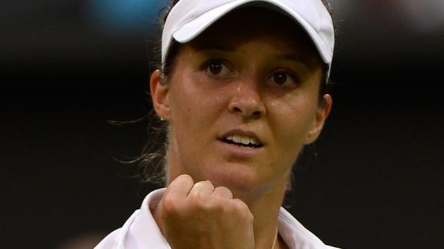 Britse hoop Robson naar derde ronde Wimbledon