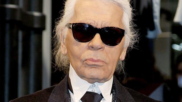 Karl Lagerfeld krijgt eigen documentaire