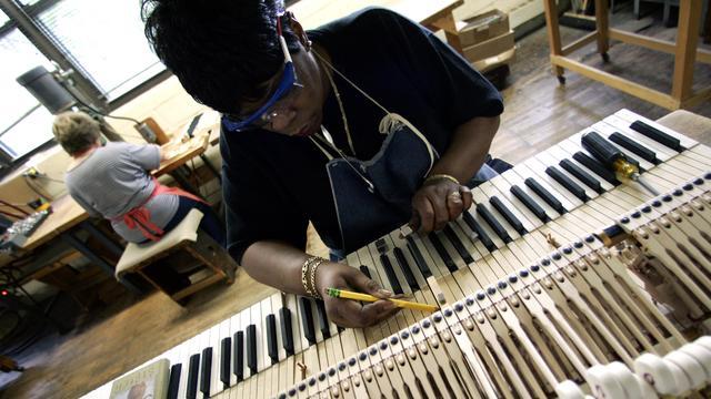 Componisten en tekstschrijvers verdienden meer in 2015