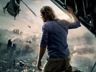 World War Z, met Brad Pitt in de hoofdrol, was in 2013 een wereldwijd succes