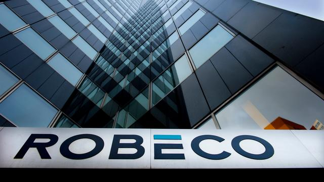 Robeco past organisatie en management aan
