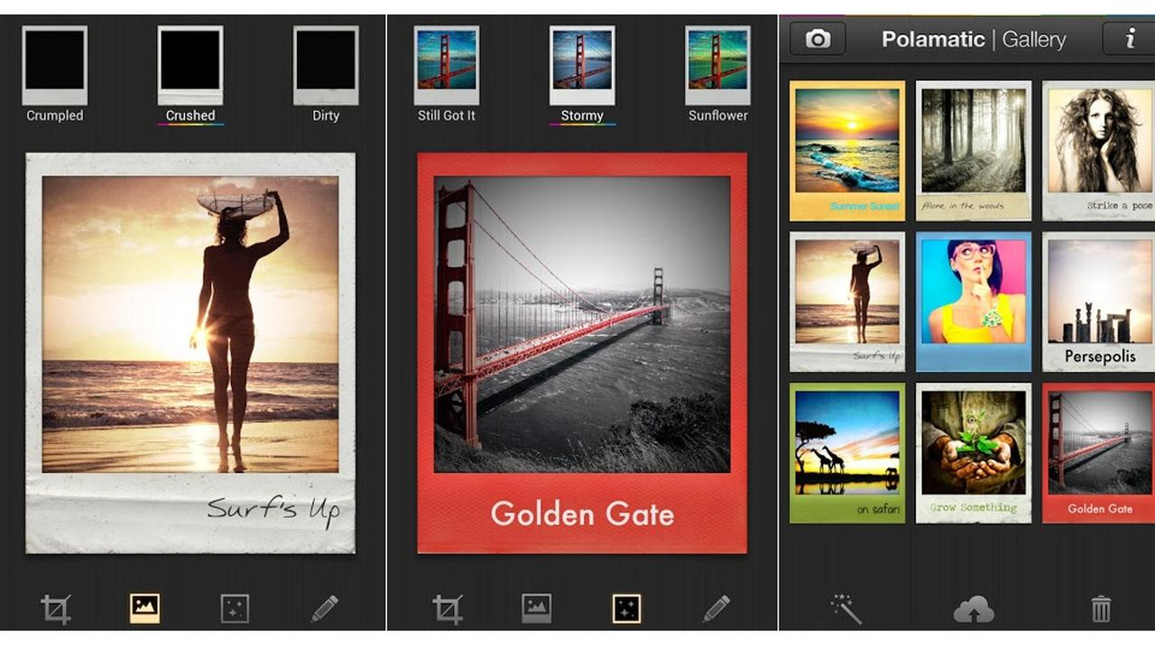 foto app van polaroid ook naar android nu het laatste nieuws het eerst op. Black Bedroom Furniture Sets. Home Design Ideas