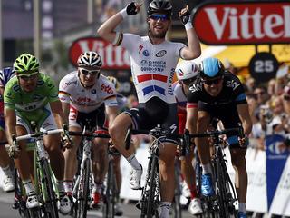 De rit over 176,5 kilometer met finish in Marseille telt slechts één bergje van de vierde categorie.