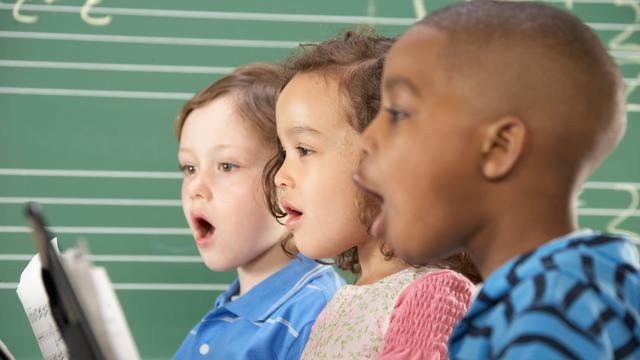 'Samen zingen synchroniseert hartslag'