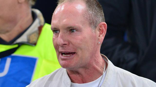Oud-voetballer Paul Gascoigne aangeklaagd om 'racistische grap'