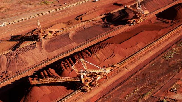 Winst mijnbouwer BHP Billiton met 81 procent gekelderd