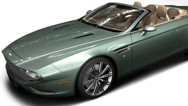 Aston Martin werkt samen met Zagato voor Centennial one-offs