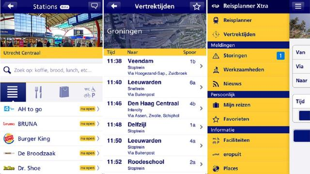 NS Reisplanner Xtra for Android Free Download - 9Apps