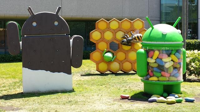 Groot lek in Android voor het eerst misbruikt