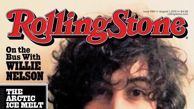 'Rolling Stone moet opbrengst cover doneren'