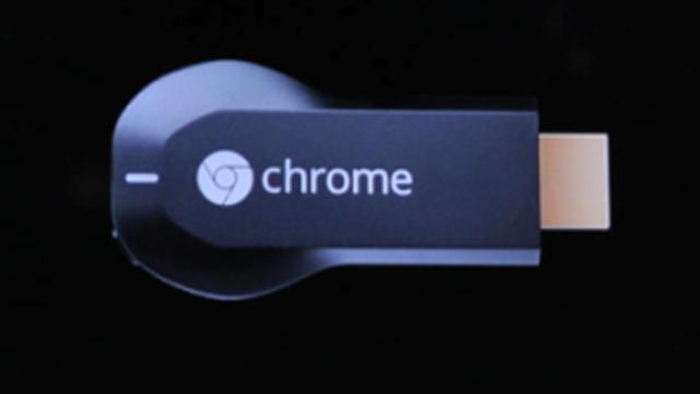 Google introduceert mediacenter op usb-stick Chromecast