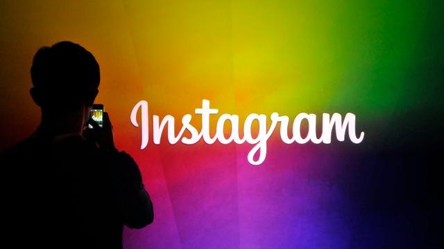 'Instagram snelstgroeiende sociale netwerk'
