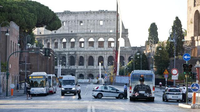 Italiaanse economie stagneert in tweede kwartaal