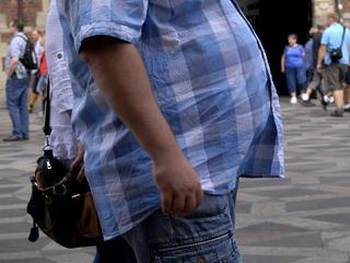 Te zware Amerikanen blijken vaak relatief gezond