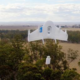 Google werkt al twee jaar aan eigen drone