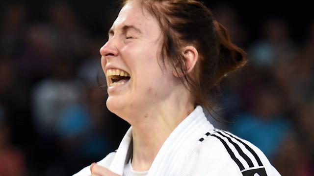 Favoriete Kim Polling naar halve finales op WK judo