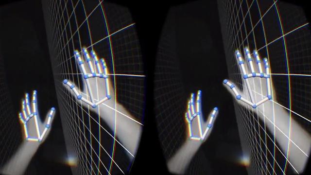 Bewegingsherkenner Leap Motion richt zich op virtual reality