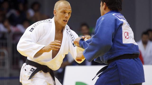 Geblesseerde Grol grijpt naast medailles op WK judo