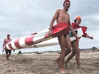 NK Lifesaving in Noordwijk aan Zee