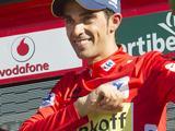 'El Pistolero', van wie het door een beenbreuk lang onzeker was of hij zou starten in Spanje, heeft in het klassement nu 27 seconden voorsprong op Valverde.