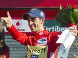 Alberto Contador greep de macht in de Vuelta.