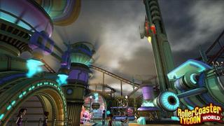Rollercoaster Tycoon World voor pc begin 2015 verwacht