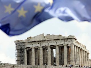 Griekse economie groeide vorig kwartaal met 0,7 procent