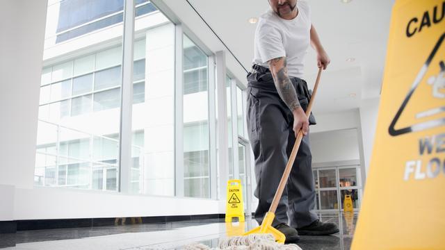 Investeerder stapt in schoonmaakbedrijf