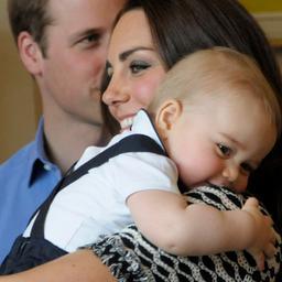 Tweede kind prins William en Kate in april verwacht