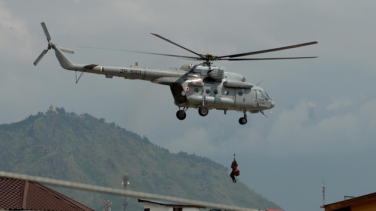 Doden bij aanval op luchtmachtbasis India