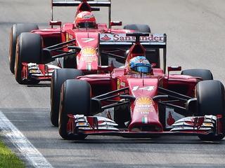 Ferrari verlegt focus al naar volgend jaar