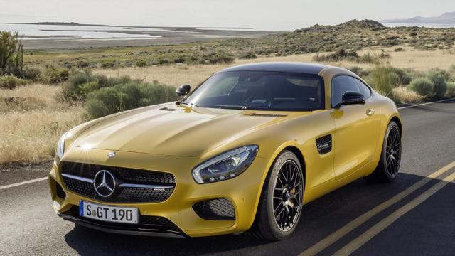 Vierdeurs Mercedes-AMG GT op komst
