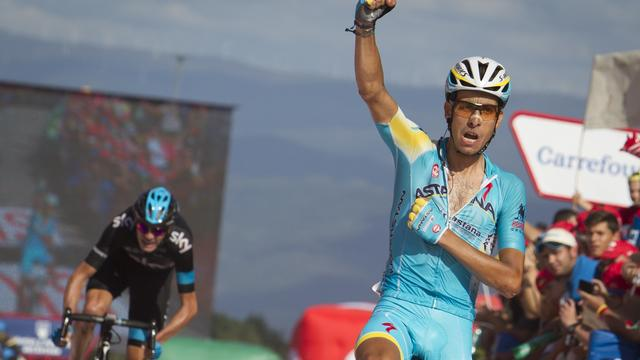 Astana-renner Aru kopman in Giro en knecht Nibali in Tour