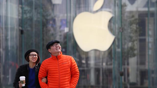 Apple weer aangeklaagd in China