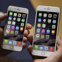 Apple verkoopt meer iPhones en Macs maar minder iPads