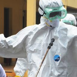 Miljard nodig voor bestrijding ebola