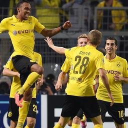 Dortmund klopt Arsenal, Real haalt uit in Champions League