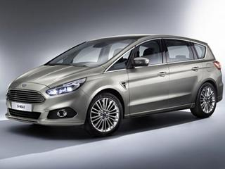 Onthulling Ford S-Max
