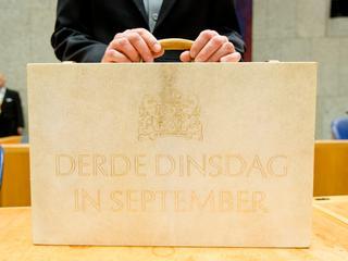 Cijfers, die op Prinsjesdag openbaar worden, komen van het Centraal Planbureau