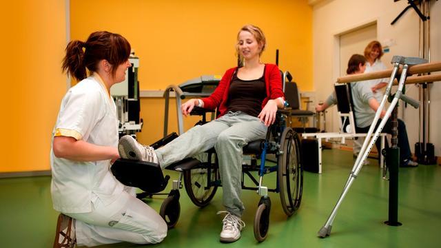 Grote fysiotherapiepraktijk slechter beoordeeld dan kleine
