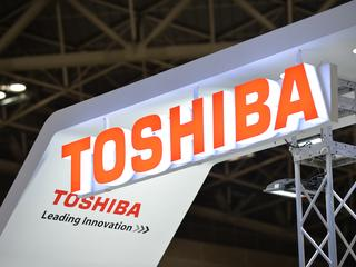 Toshiba zet mes in computerafdeling